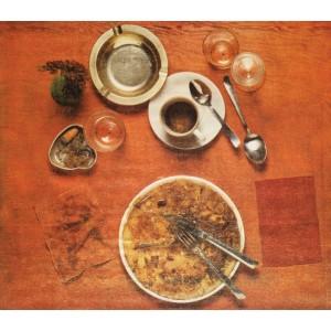 Eaten by Marcel Duchamp