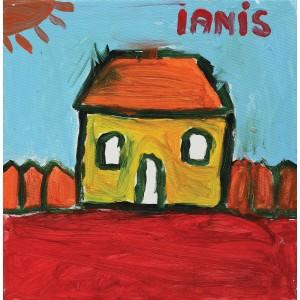 Casa de carton și băiatul cu ochi de argint (Ianis, 6 ani)