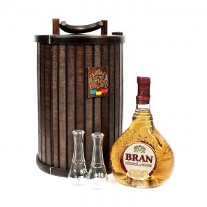 Bran Plum Brandy