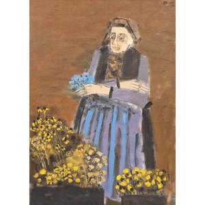 The Flower Seller (Florăreasa)
