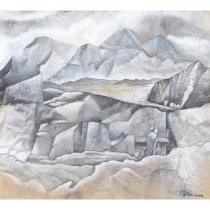 Mountain Landscape (Paysage de Montagne)