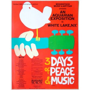 Woodstock Music & Art Fair, Limited 30th Anniversary Edition 1999