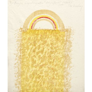 Homage to the Yellow Field (Omagiu Câmpului Galben)