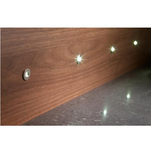 IP67 Round Spot LED Plinth Light Kit