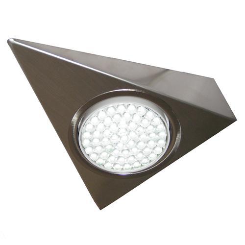 gx53 led under cabinet triangle light. Black Bedroom Furniture Sets. Home Design Ideas
