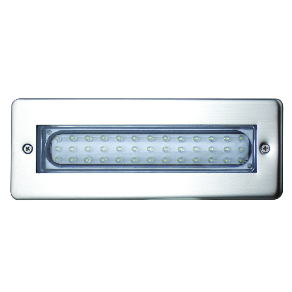 Enzo Outdoor LED IP65 Slim Brick Light