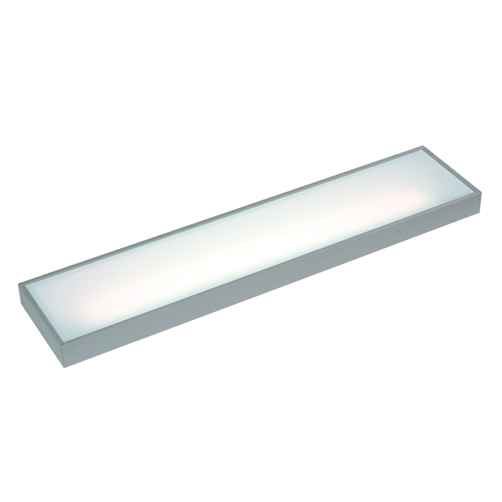 LED Illuminated Box Shelf Light