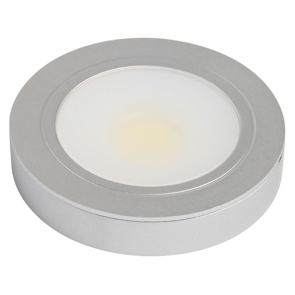 Led Under Cabinet Surface Mounted Light: COB LED 3W High Output Surface Mounted Under Cabinet Downlight