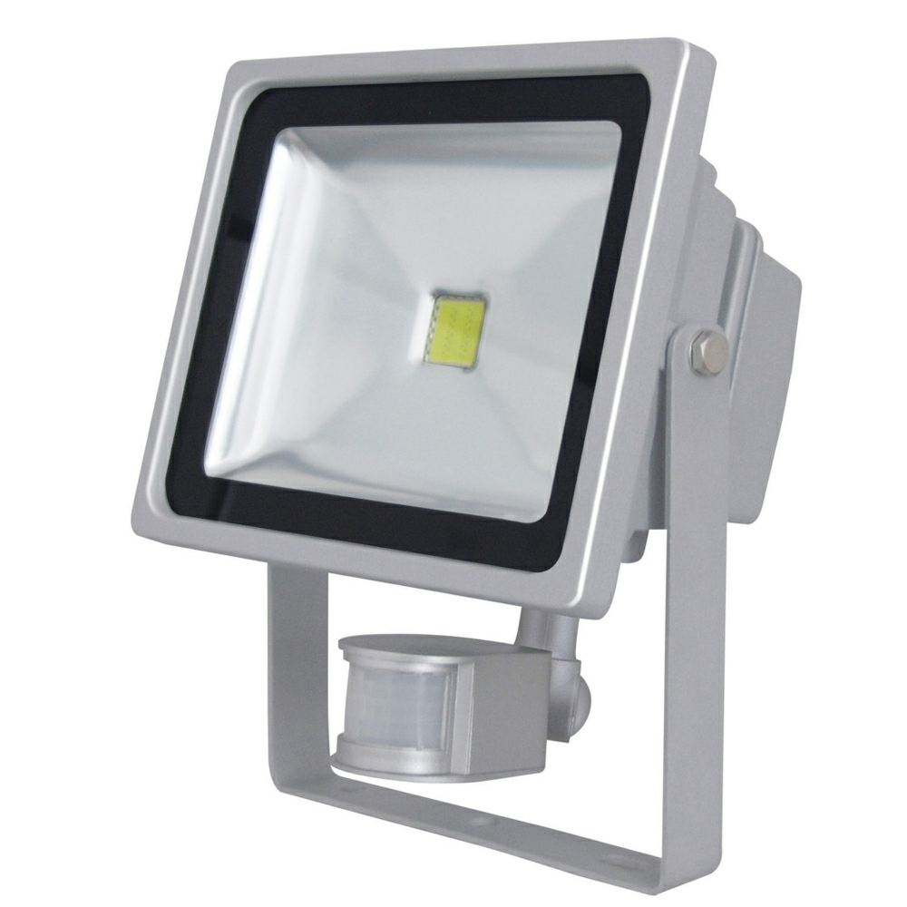 100 outdoor sensor flood lights samber 100w led floodlight
