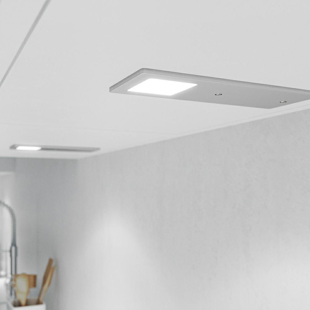 solaris recti slimline led under cabinet light. Black Bedroom Furniture Sets. Home Design Ideas