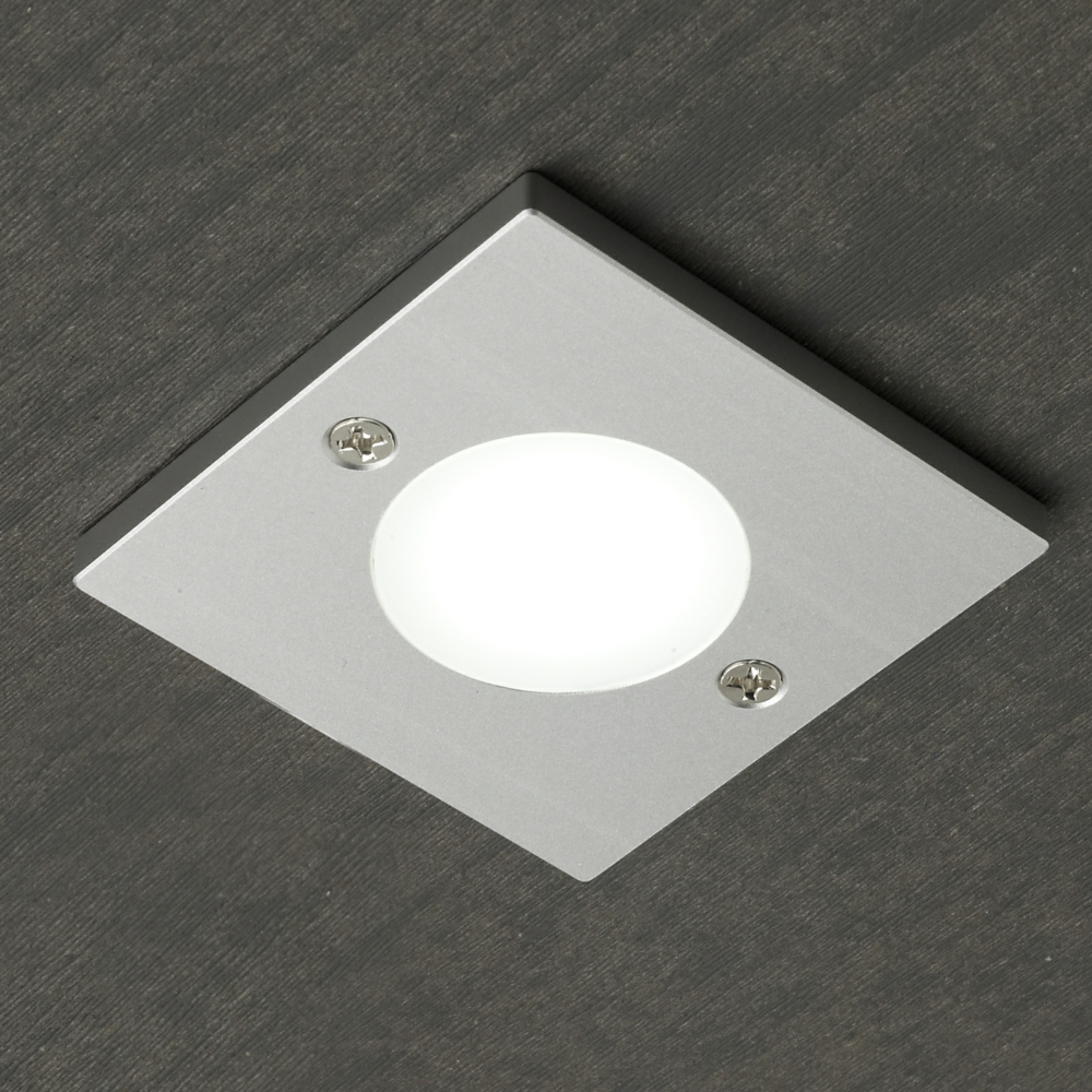 - Square Targa - COB LED Ultra Thin Under Cabinet Light