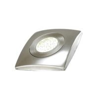 Tivoli - Under Cabinet High Output LED Designer Square Light