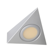 Mains Voltage - Surface Triangle Under Cabinet Lighting