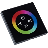 Touch Panel Controller & Dimmer For RGB LED lighting