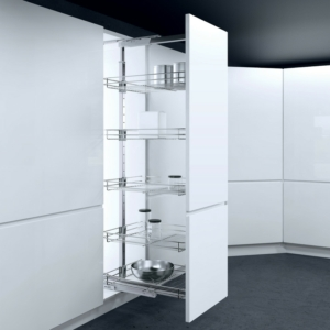 Kitchen storage pullout fittings kitchen fittings Pantry 800mm