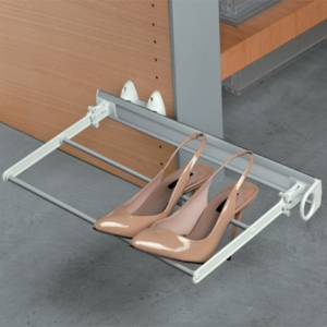 Pull Out Shoe Organiser For Wardrobe Interiors
