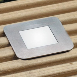 LED Square Decking Lights - 10 Light Kit