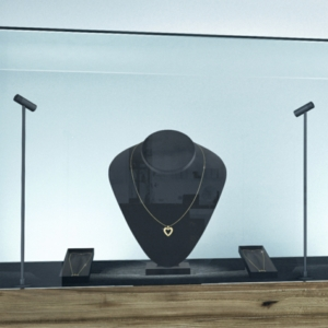 Hafele Loox LED Post Display Cabinet Lighting