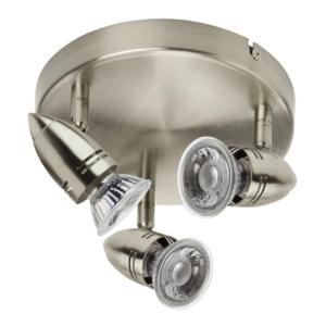 Triple Round Modern LED Light Bar