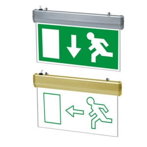LED Suspended Emergency Exit Sign