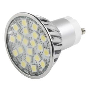 4 Watt 5050 Dimmable LED GU10 Bulbs