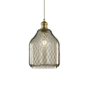 Margit - Glass Vintage Lighting Pendant