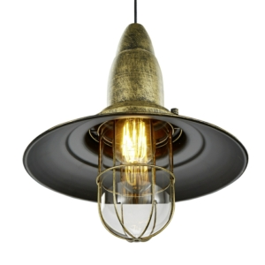 Fisherman - Vintage Lighting Pendant