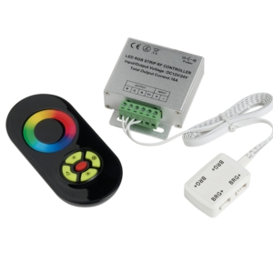 RF Controller & Dimmer For RGB LED Lighting