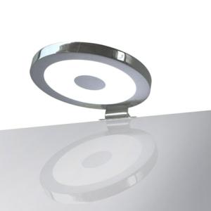 Saba - Circular Colour Temp Control Bathroom Over Cabinet Light