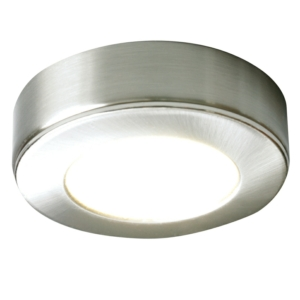capella 240v mains voltage surface mounted under cabinet downlight