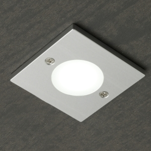 Square Targa - COB LED Ultra Thin Under Cabinet Light
