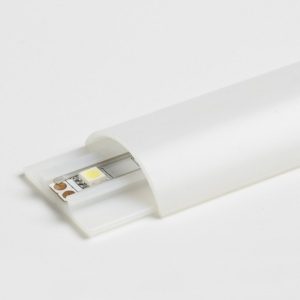 Half Round - Surface Mounted LED Profile