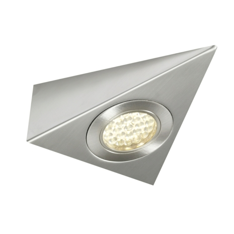 Under Cabinet High Output LED Angled Triangle Light
