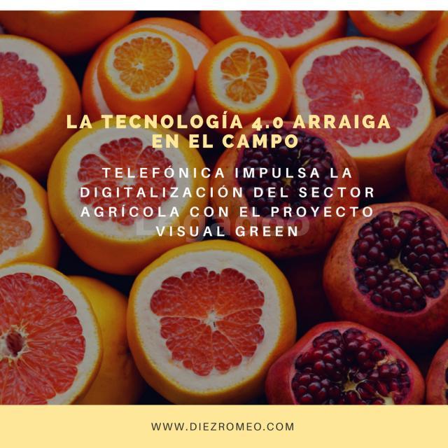 Díez Romeo_La Tecnología 4.0 llega al campo