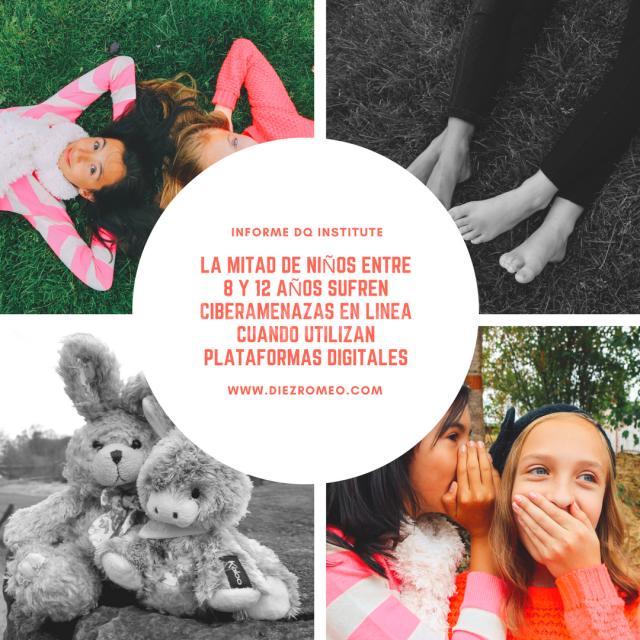 Diez Romeo. Ciberamenazas a menores en línea