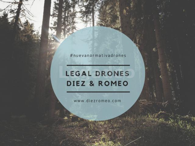 Legal drones