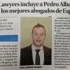Mejores abogados penalistas - Pedro Albares