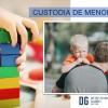 Custodia de Menores y Revisión Pensión Alimenticia