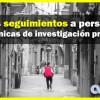 LOS SEGUIMIENTOS A PERSONAS, TÉCNICAS DE INVESTIGACIÓN PRIVADA
