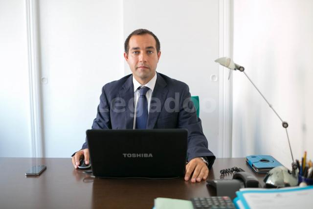 Sebastián Crespo, socio de Devesa & Calvo Abogados en Alicante - DEVESA & CALVO Abogados