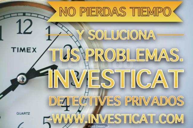 Solucionamos tus problemas. Detective Barcelona - Ferran Rocandio