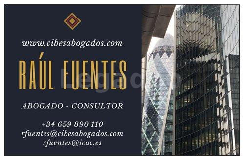 ABOGADO EN CÁCERES - Bufete Fuentes - Raúl Fuentes Abogado