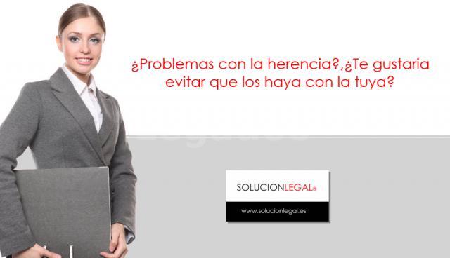 ¿Problemas con la herencia? - SOLUCION LEGAL ABOGADOS