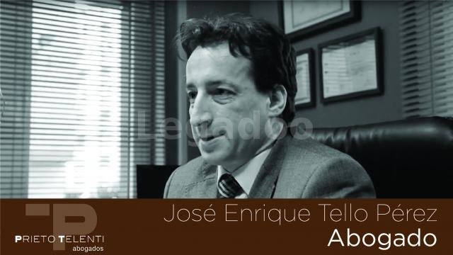 José Enrique Tello - Prieto Telenti Abogados