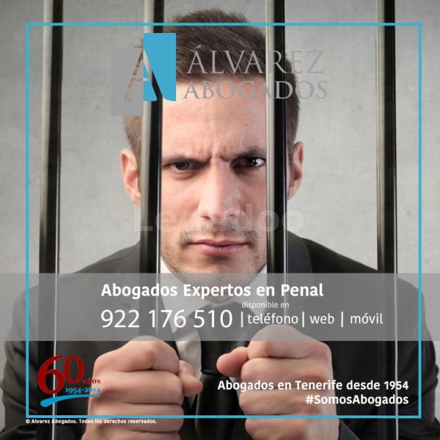Abogados Penal Tenerife - Alvarez Abogados Tenerife