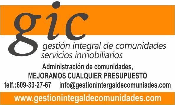 Foto de GIC Gestión Integral de Comunidades
