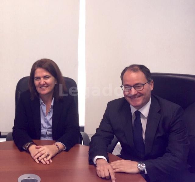Leocricia Gonzalez Dominguez y Pedro Torres Romero. - Despacho De Abogados González & Torres