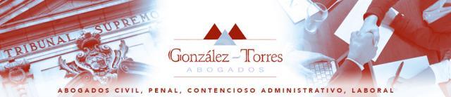 Abogados contencioso administrativo - Despacho De Abogados González & Torres