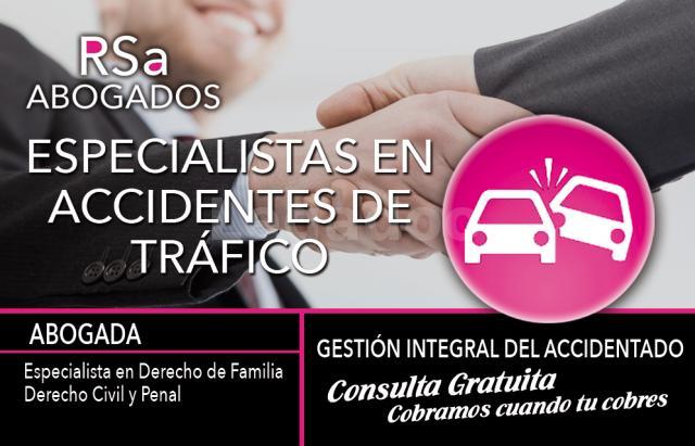 Abogados especialistas en accidentes de trafico - RSA Abogados