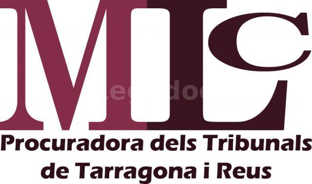 Logo de la Procuradora de los Tribunales de Tarragona y Reus - Marta Lopez Cano - Marta Lopez Cano